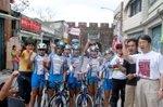 響應324世界結核病日,八位單車國手完成極限環台!