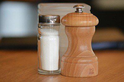 鹽巴中適當的碘濃度,健康多一「碘」