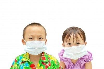 空氣污染,增加孩童異位性皮膚炎的風險