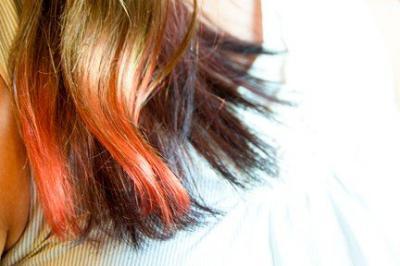 染髮5撇步,安全又美麗