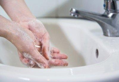 防範腸病毒,從洗手開始