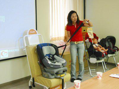 關顧母嬰「行」的安全,八成的安全座椅安裝方式有誤!