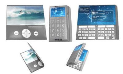 十大令人遐想的概念手機 (10)