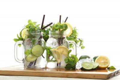 簡單DIY加味水,好喝又助消化