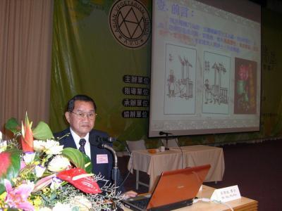 吳博斌:素食可促進地球環保及經濟效益