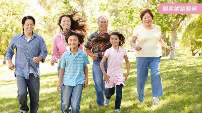 健康久久,活出樂齡人生!銀髮族6招居家保健