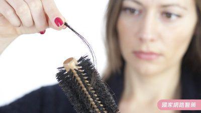 頭髮掉不停!身體缺乏蛋白質的5個警訊