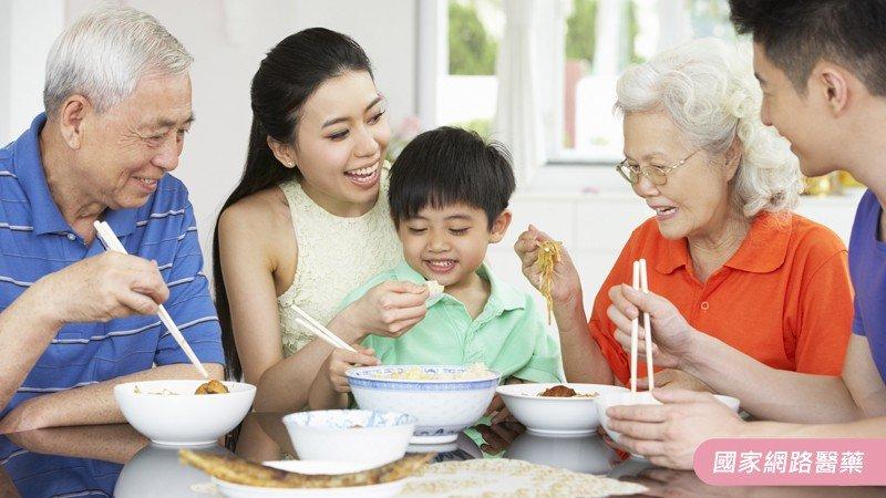長輩健口瑜珈,增強咀嚼食物、吞嚥功能