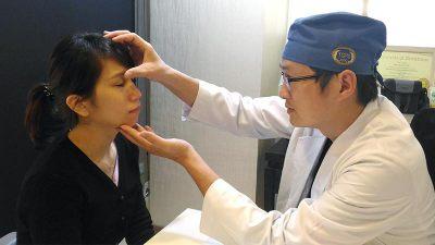 擺脫眼下老態 內開眼袋手術找回年輕自信