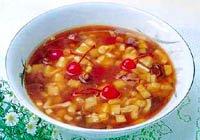 菠蘿蜜甜湯