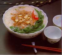 肉絲米粉湯