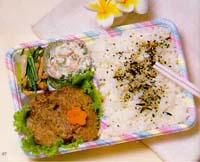 漢堡沙拉盒餐盒