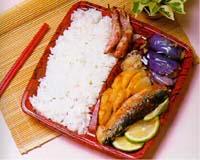 沙丁魚餐盒