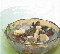 蒜醇蛤蜊湯