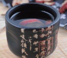 荷葉山楂茶