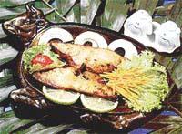 鐵板燒署魚