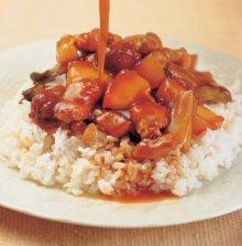 梅子燒肉燴飯