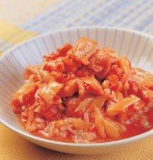 紅麴雞燴飯