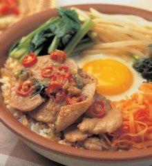 韓式家常拌飯