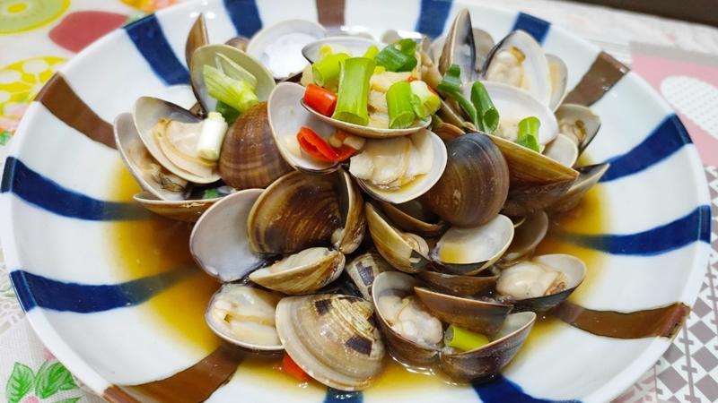 減脂食譜:蒜香蛤蜊