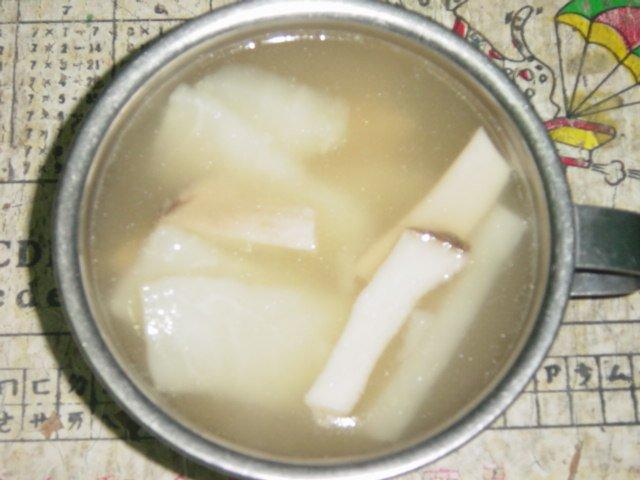 冬瓜香菇湯