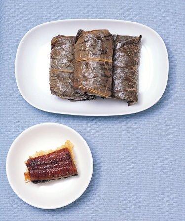 荷香鰻魚包