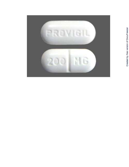 普衛醒錠 200毫克 PROVIGIL TABLETS 200MG