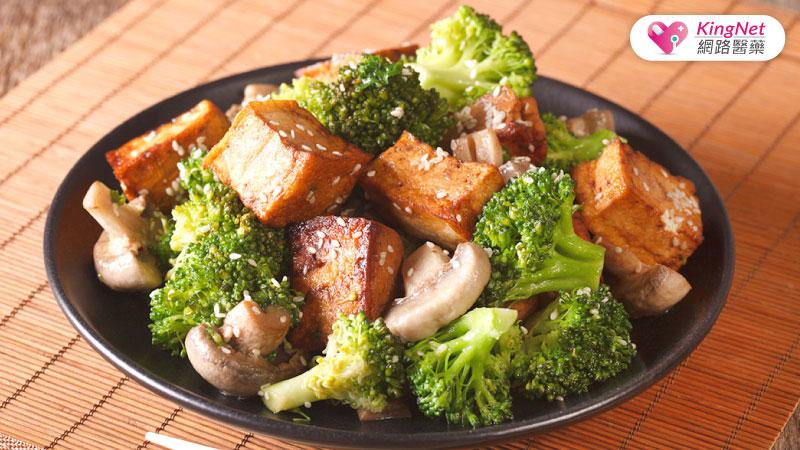 糖尿病食譜板豆腐