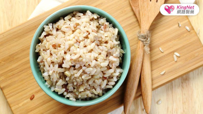 糖尿病食譜糙米飯